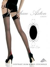 Jonathan Aston Vintage Seam & Heel Stockings